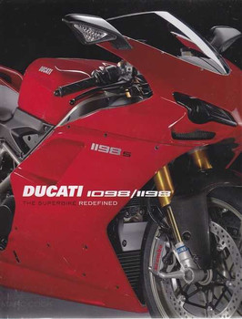 Ducati 1098/1198 The Superbike Redefined