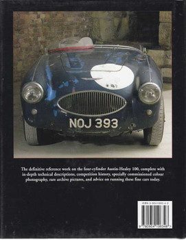 Austin-Healey 100 In Detail 1953 - 1956