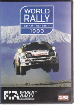 World Rally Championship 1993 DVD