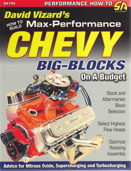How to Build Max-Performance Chevy Big-Blocks On a Budget