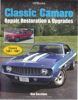Classic Camaro Repair, Restoration & Upgrades 1967 - 1981