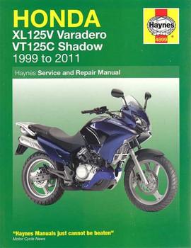 Honda Shadow 600 Repair Manual