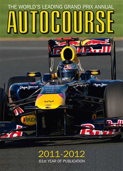 Autocourse 2011 - 2012 (No. 61) Grand Prix Annual