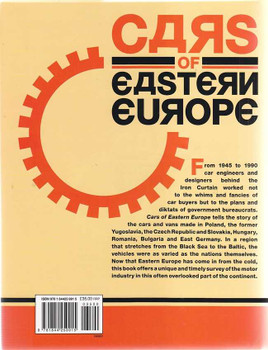 Cars of Eastern Europe The Definitive History