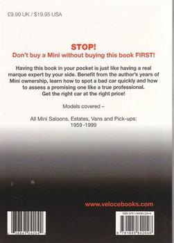 Mini Saloons, Estates, Vans, Pick-ups 1959 - 1999: The Essential Buyer's Guide