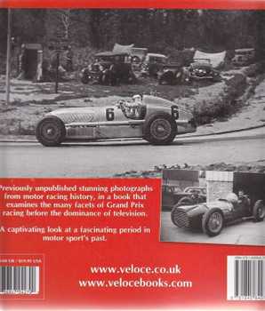 Motor Racing The Pursuit of Victory 1930 - 1962