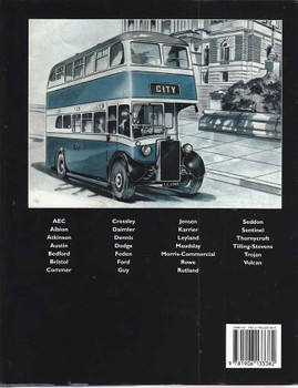British Buses 1945 - 1975