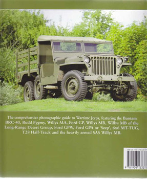 Wartime Jeeps: WW2 Jeeps - Prototypes, Production Models and Special Versions