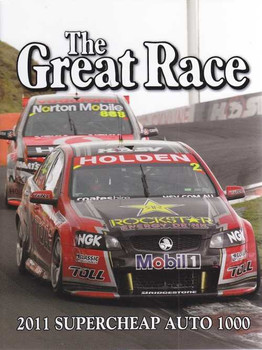 The Great Race 2011 Annual (No. 31) 2011 Super Cheap Auto 1000