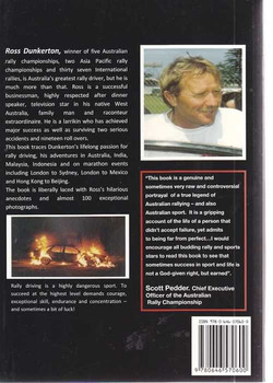 Dunko: The Inside Story of Ross Dunkerton, an Australian Rally Legend (signed)