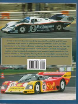Porsche 956 - 962 A Photographic History