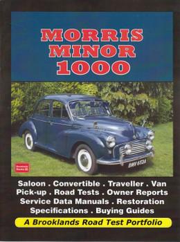 Morris Minor 1000: Brooklands Road Test Portfolio