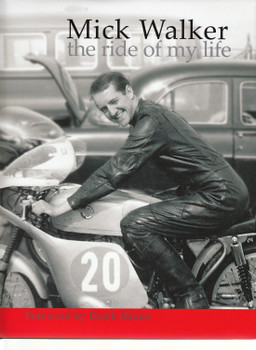 The Ride of My Life book cover front