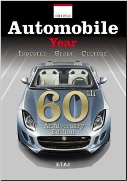 Automobile Year 2012 - 2013 (No. 60)