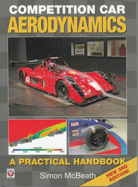Competition Car Aerodynamics: A Practical Handbook New 3rd Edition - front