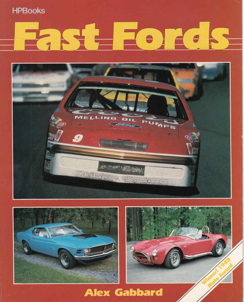 Fast Fords - Alex Gabbard - front