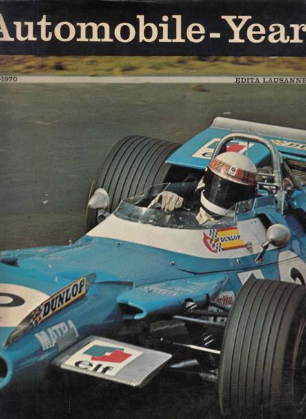 Automobile Year 1969 - 1970 (No. 17)