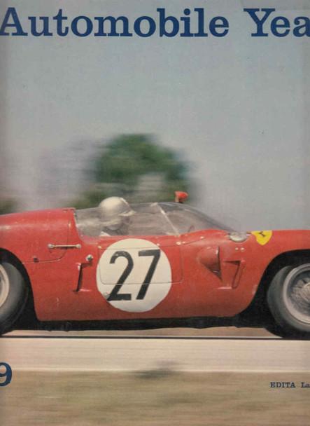 Automobile Year 1961 - 1962 (No.9)