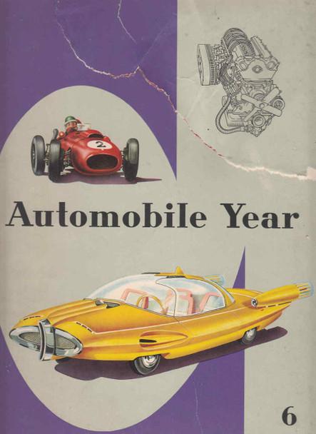 Automobile Year 1958 - 1959 (No. 6)