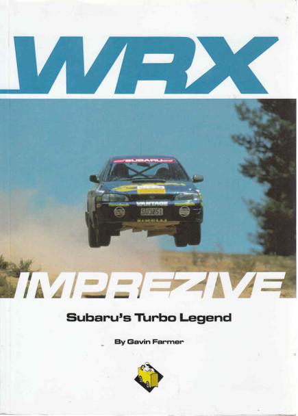 WRX Imprezive: Subaru's Turbo Legend
