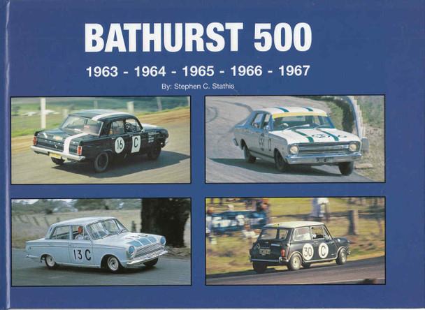 Bathurst 500 1963 - 1964 - 1965 - 1966 - 1967 A Photographic History
