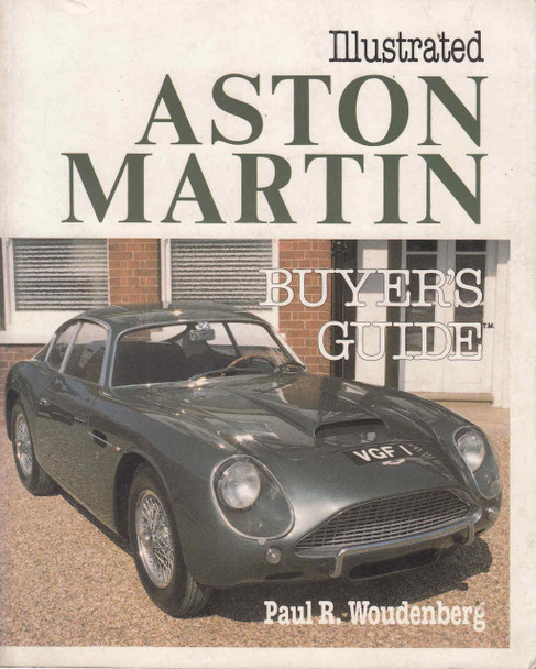 Illustrated Aston Martin Buyer's Guide (9780879382100)