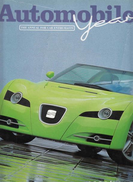 Automobile Year 1999 - 2000 (No. 47)