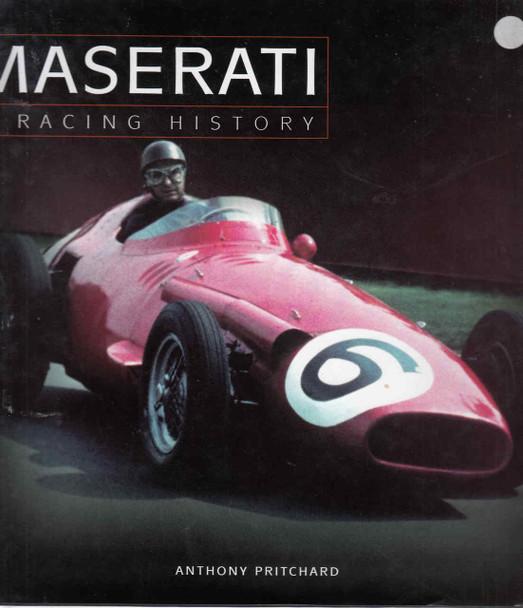 Maserati A Racing History (Anthony Pritchard) (9781859608715)