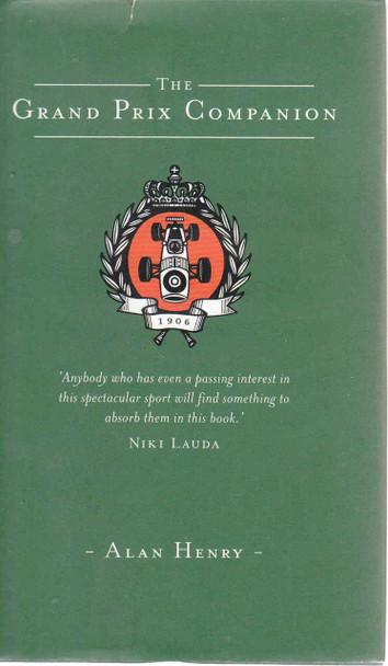 The Grand Prix Companion ( 9781840467963)