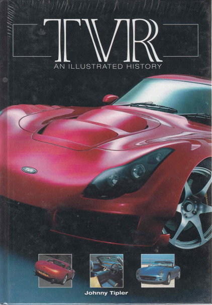 TVR An Illustrated History (9781844252350)