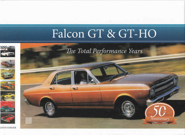 alcon GT & GT-HO The Total Performance Years