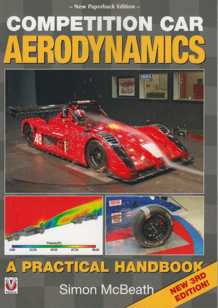 Competition Car Aerodynamics, New Paperback of 3rd Edition (9781787111028)