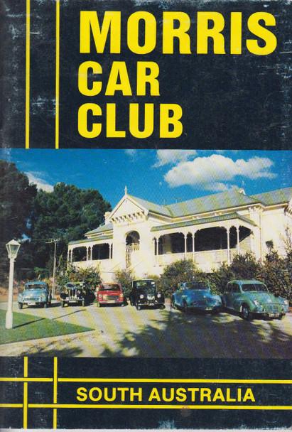 Morris Car Club South Australia (9780949817563)