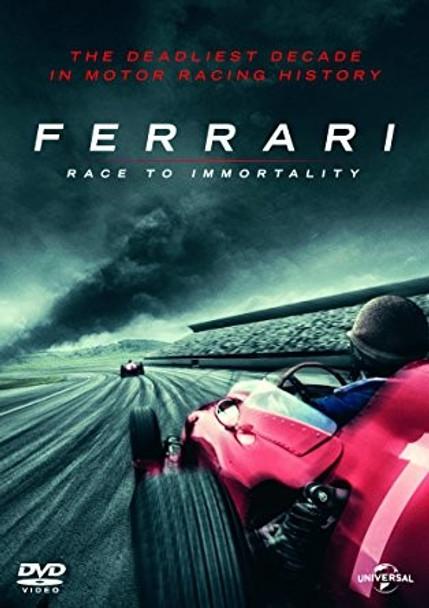 Ferrari - Race to Immortality DVD