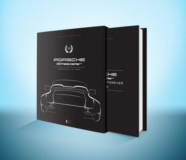 Porsche Speedster - Legends live forever 1989 - 2011