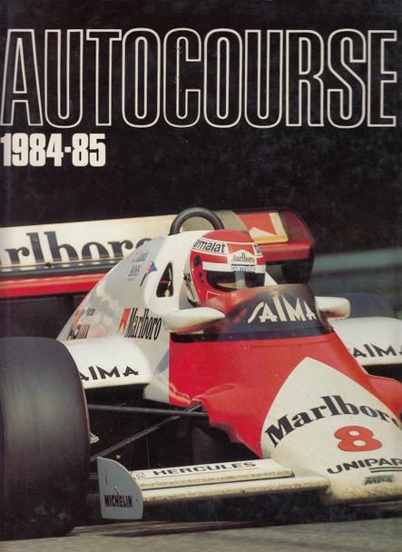 Autocourse 1984 - 1985 (No. 34) Grand Prix Annual