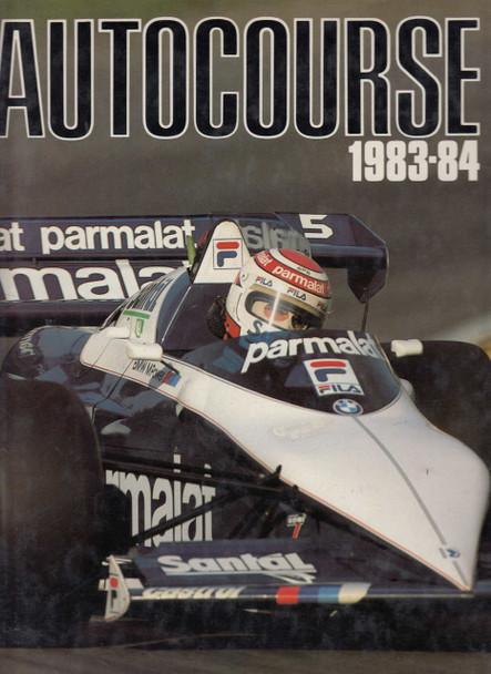 Autocourse 1983 - 1984 (No. 33) Grand Prix Annual