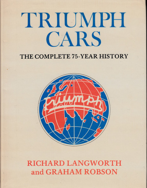 Triumph Cars - The Complete 75 Year History