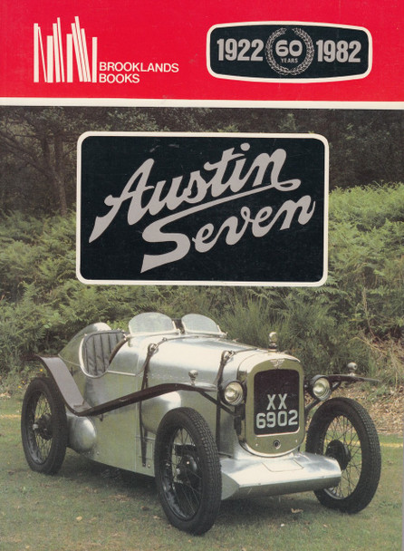 Austin Seven 1922 - 1982 Brooklands Road Tests