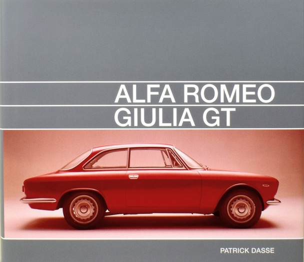 Alfa Romeo Giulia GT (Patrick Dasse) (9783871661563)