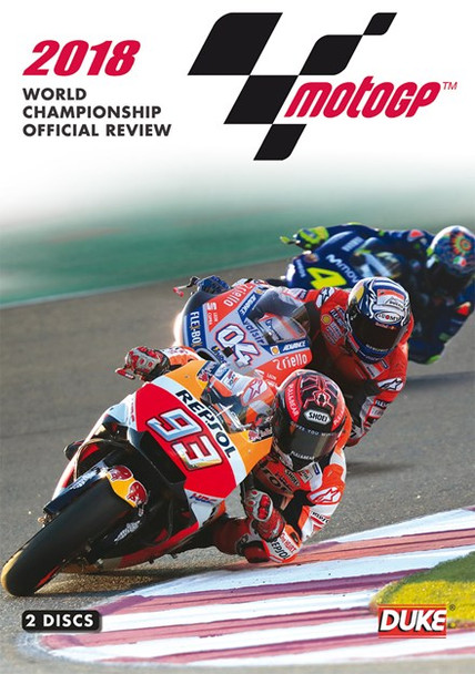 MotoGP 2018 - Official Review DVD (1826)