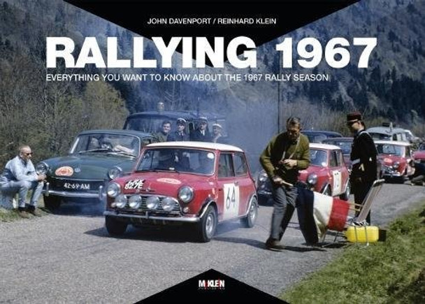 Rallying 1967 - Everything You Want to Know About the 1967 Rally Season (9783927458994)