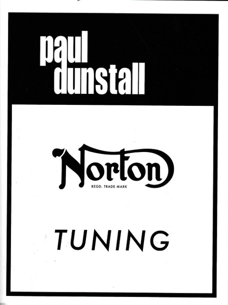 Norton Tuning (Paul Dunstall)