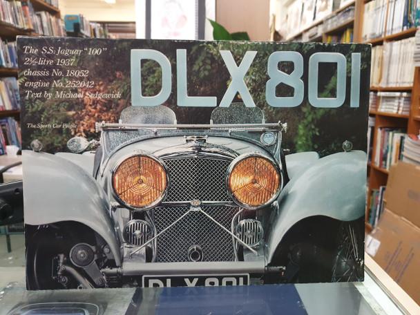 "DLX 801: The S.S. Jaguar "" 100 "" 2 1/2-litre 1937, chassis no. 18052, engine no. 252042 (Historic sports car series)"