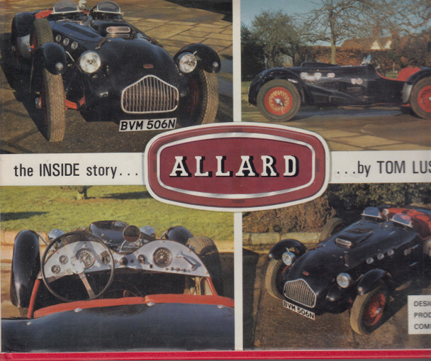 Allard: The Inside Story (Tom Lush) (9780900549304)