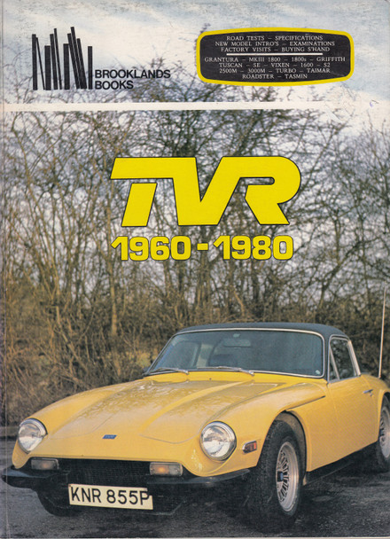 TVR 1960-1980 Road Tests (0907073204)