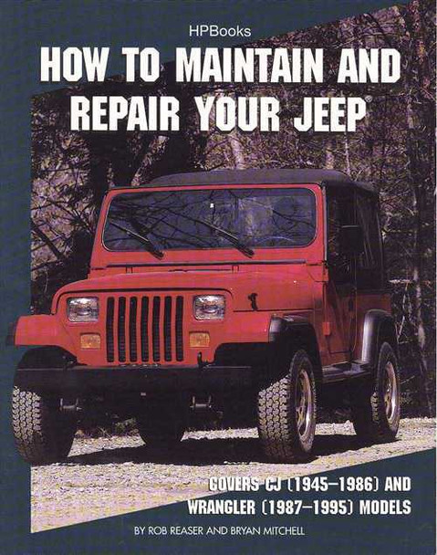 How to Maintain and Repair Your Jeep