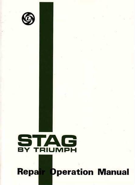 Triumph Stag Workshop Manual