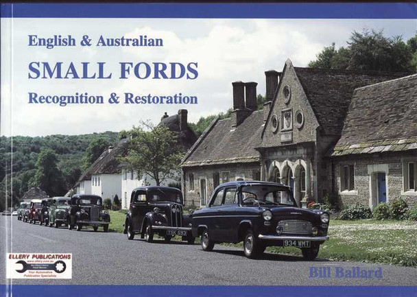 English & Australian Small Fords Recognition & Restoration