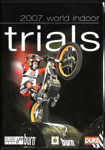 2007 World Indoor Trials DVD